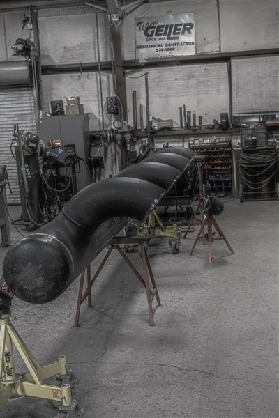 Commercial HVAC Piping _ The Geiler Company