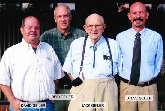 the geiler company since 1885