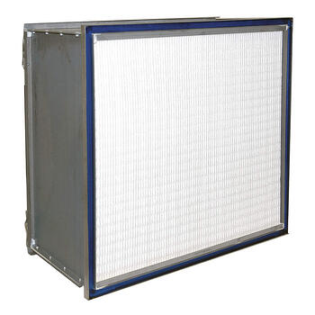 HEPA air filter_the geiler company