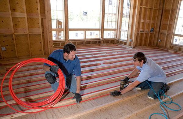 radiant-floor_geothermal heating _ The Geiler Company