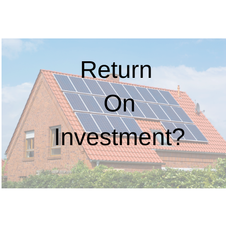 Return On Investment_solar panel_the geiler company