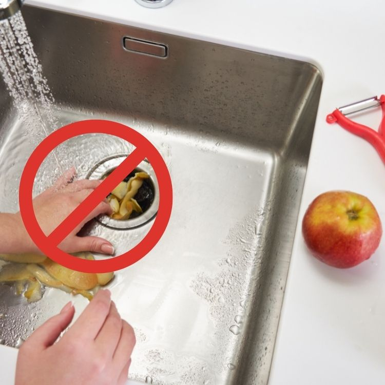 What is the humming noise coming from my garbage disposal_ a note about safety_the geiler Company