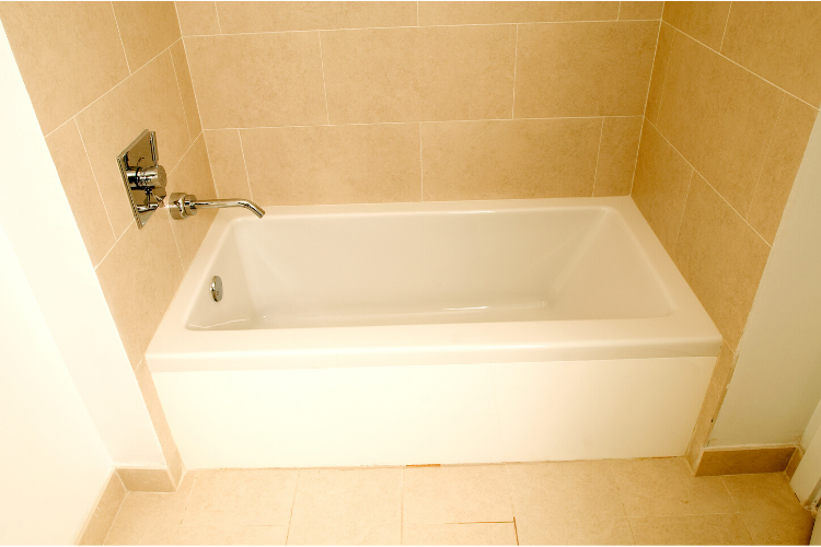 clean bathtub _the geiler company