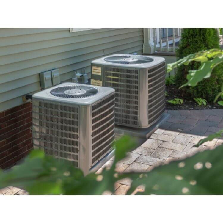 what is the fiffference between ac and heat pump_the geiler company