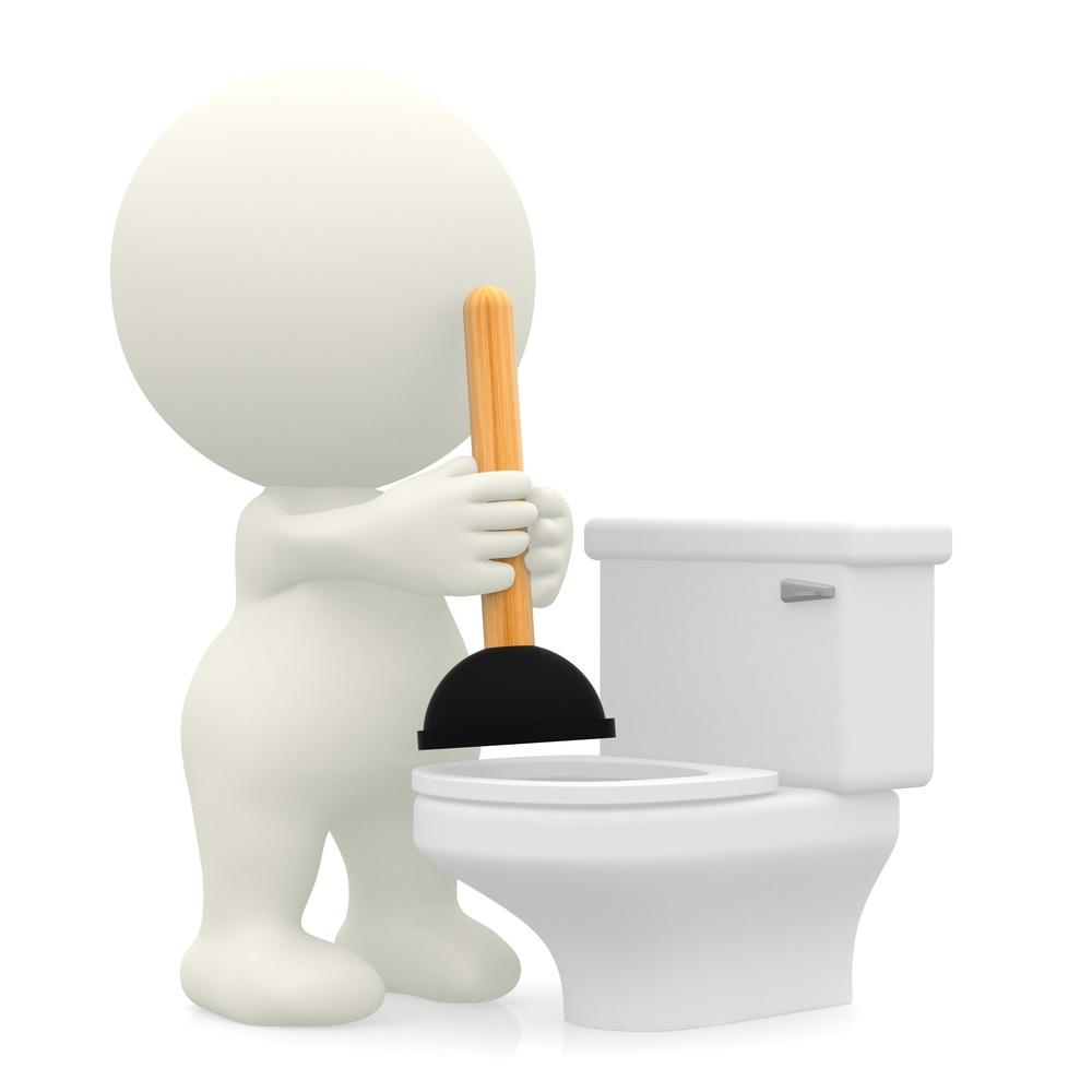 The Geiler Company Blog | Clogged Toilet