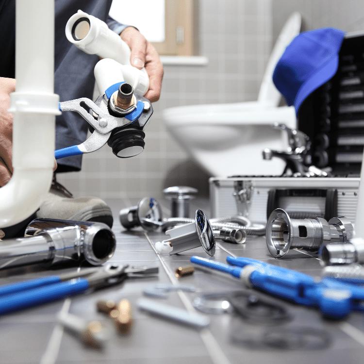 plumbing repairs_the geiler company